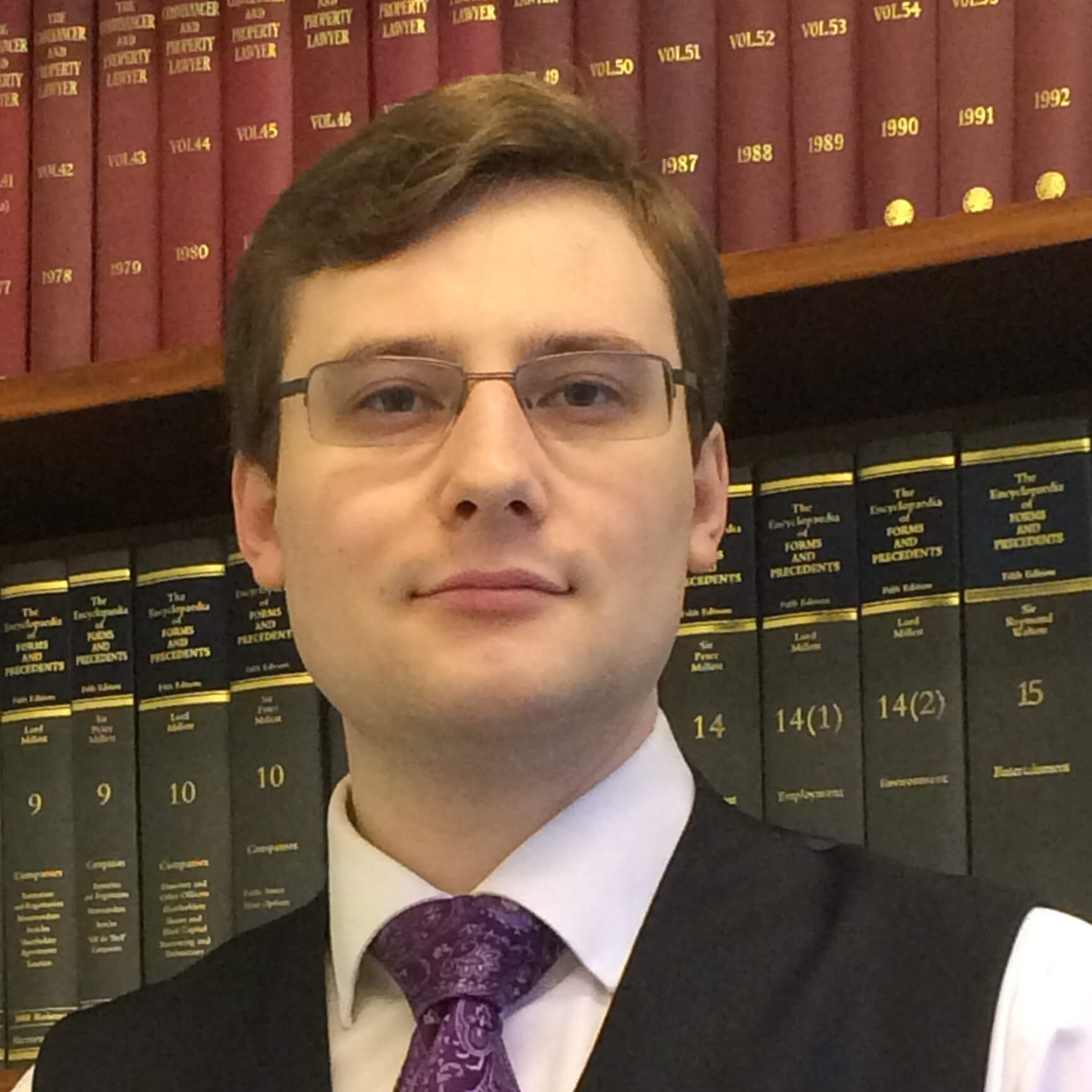 Matthew Vernon - Partner and Solicitor